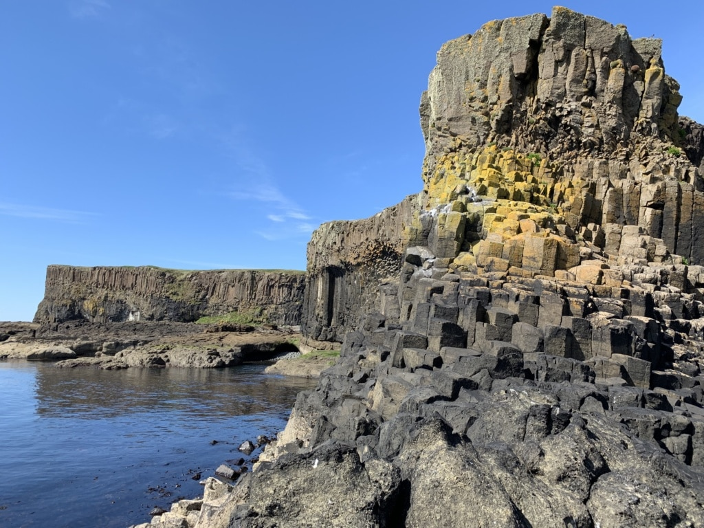 Staffa's West Side